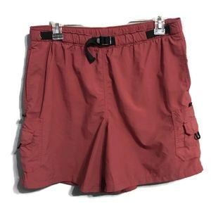 Columbia Women's Hiking Cargo Shorts Medium